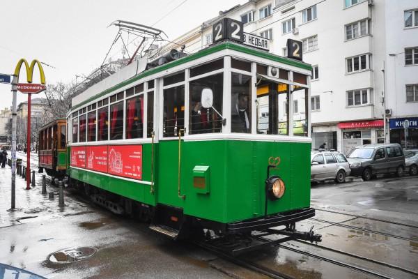 Vienna Days Retro Tram 2