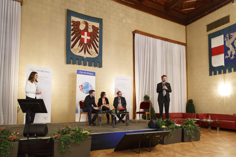 Datenschutzkonferenz Wien 2018