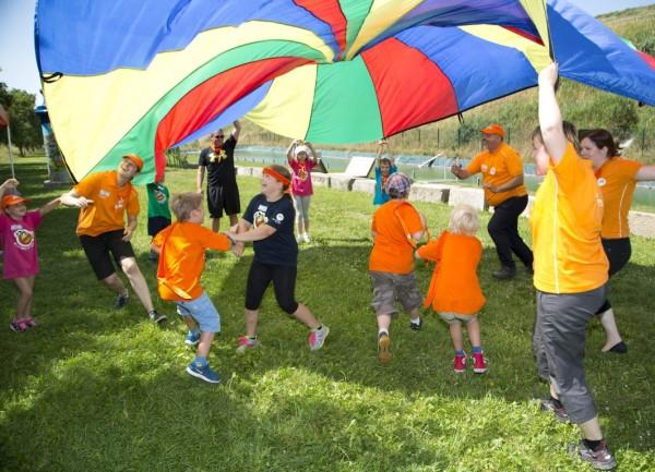 MA 48 Sommerferienspiel für Kids auf der Deponie Rautenweg